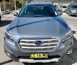 2016 Subaru Outback 2.5i Premium 5GEN MY16 AWD Blue