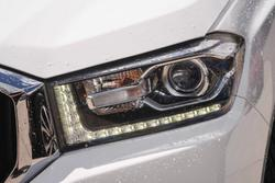 2018 LDV T60 PRO SK8C 4X4 Dual Range Blanc White