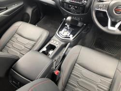 2021 Nissan Navara PRO-4X D23 4X4 Dual Range Burning Red