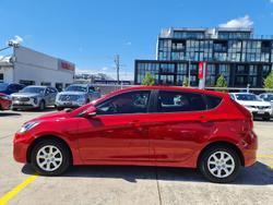 2014 Hyundai Accent Active RB2 Veloster Red