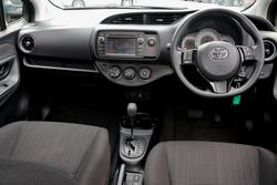 2020 Toyota Yaris Ascent NCP130R Graphite