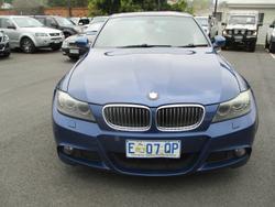 2009 BMW 3 Series 320i Executive E90 MY10 Blue