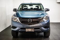 2017 Mazda BT-50 XT UR 4X4 Dual Range Blue
