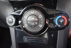 2014 Ford Fiesta Sport WZ Highlight Silver