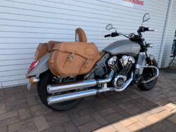 2015 INDIAN SCOUT SILVER