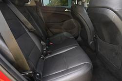 2016 Hyundai Tucson Highlander TLe AWD Ruby Wine