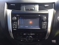 2017 Nissan Navara ST-X D23 Series 2 4X4 Dual Range Blue