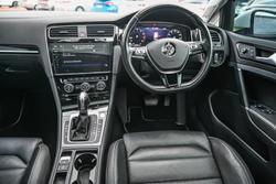 2018 Volkswagen Golf 110TSI Highline 7.5 MY18 Pure White