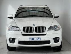 2012 BMW X5 xDrive40d Sport E70 MY12.5 4X4 Constant White