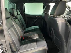 2021 Ford Ranger Wildtrak PX MkIII MY21.75 4X4 Dual Range Black