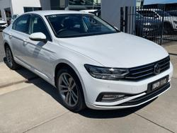 2019 Volkswagen Passat 140TSI Business B8 MY20 White