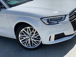 2017 Audi A3 Sport 8V MY17 White