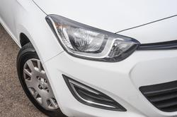2015 Hyundai i20 Active PB MY16 Polar White