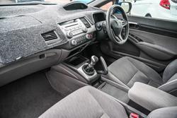2010 Honda Civic Limited Edition 8th Gen MY10 Dyno Blue