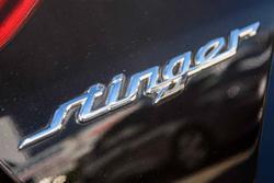 2017 Kia Stinger GT CK MY18 Black