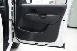 2017 Volkswagen Amarok TDI420 Core 2H MY18 4X4 Constant Candy White