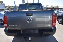 2019 Volkswagen Amarok TDI550 Core 2H MY19 4X4 Constant Indium Grey