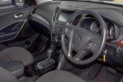 2015 Hyundai Santa Fe Active DM3 Series II MY16 4X4 On Demand Sleek Silver