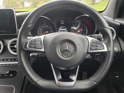 2018 Mercedes-Benz GLC-Class GLC250 d X253 Four Wheel Drive White