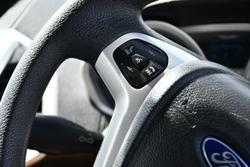 2015 Ford EcoSport Trend BK White
