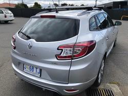 2016 Renault Megane GT-Line III K95 Phase 2 Silver