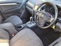 2016 Holden Colorado LS-X RG MY16 4X4 Dual Range Summit White