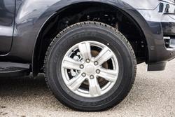 2021 Ford Ranger XLT PX MkIII MY21.75 4X4 Dual Range Meteor Grey