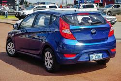 2016 Hyundai Accent Active RB4 MY16 Dazzling Blue