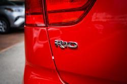 2013 Kia RIO 2013 Kia RIO S MAN 3D HATCHBACK 4CYL Red