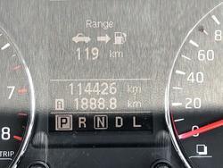 2012 Nissan X-TRAIL ST T31 Series IV Black