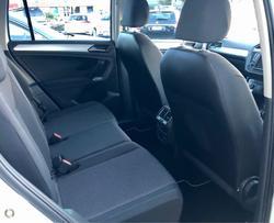 2017 Volkswagen Tiguan 110TSI Trendline 5N MY17 Deep Black