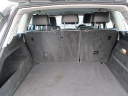 2011 Volkswagen Touareg 150TDI 7P MY12 Four Wheel Drive Grey