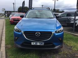 2018 Mazda CX-3 Maxx Sport DK Blue