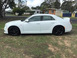 2020 Chrysler 300 SRT Core LX MY20 Bright White
