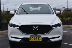 2017 Mazda CX-5 Maxx Sport KE Series 2 AWD Crystal White Pearl
