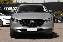 2021 Mazda CX-30 G25 Astina DM Series Sonic Silver