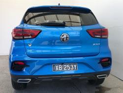 2021 MG ZST Essence MY21 Blue