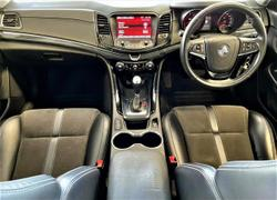 2015 Holden Commodore SV6 VF MY15 Perfect Blue