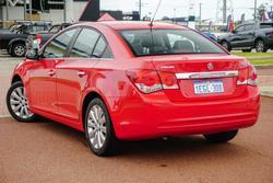 2013 Holden Cruze CDX JH Series II MY13 Redhot