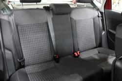 2017 Volkswagen Polo 81TSI Comfortline 6R MY17 Sunset Red