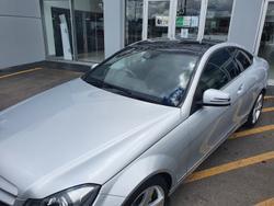 2014 Mercedes-Benz C-Class C250 CDI Avantgarde C204 Iridium Silver