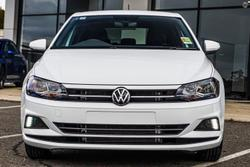 2021 Volkswagen Polo 85TSI Style AW MY21 Pure White