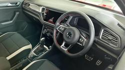 2021 Volkswagen T-Roc 140TSI Sport A1 MY21 Four Wheel Drive Flash Red