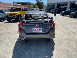 2016 Honda Civic VTi-LX 10th Gen MY16 Modern Steel