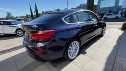 2015 BMW 5 Series 530d M Sport F07 LCI Blue