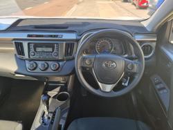 2013 Toyota RAV4 GX ASA44R AWD Glacier White