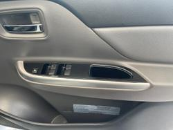 2016 Mitsubishi Triton Exceed MQ MY17 4X4 Dual Range White