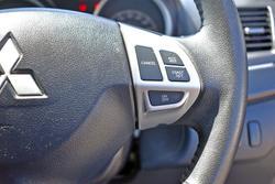2013 Mitsubishi Lancer VR-X CJ MY13 Cool Silver