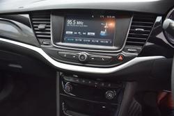 2016 Holden Astra R BK MY17 Summit White