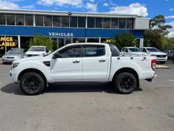 2012 Ford Ranger XL Hi-Rider PX Cool White